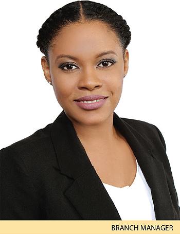 Amanda Vincent - Branch Manager - St. Joseph