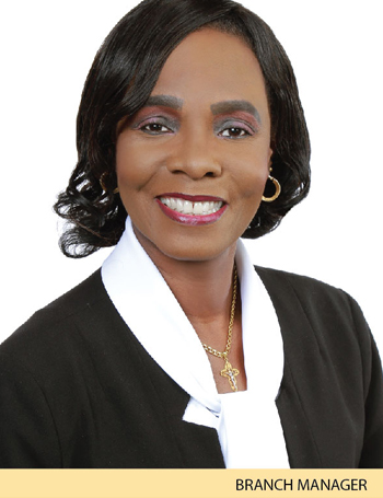 Charmaine Francis-Allen - Branch Manager - Arima