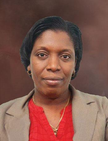 Mrs. Pamela Scotland-Benjamin Deputy General Manager (Ag.) ANR Robinson International Airport