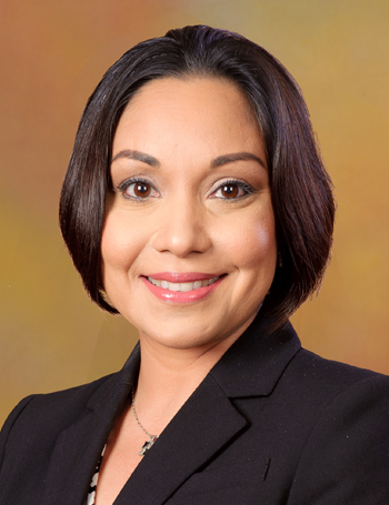 Nadia James-Reyes Tineo - Member of the Board