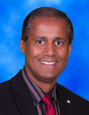 Nigel Baptiste - President