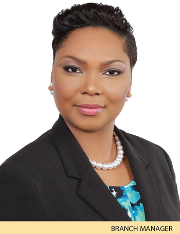 Tamera Charles-Sampson - Branch Manager - Chaguanas