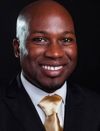 Terry John, BA - Vice President, Spiritual Development