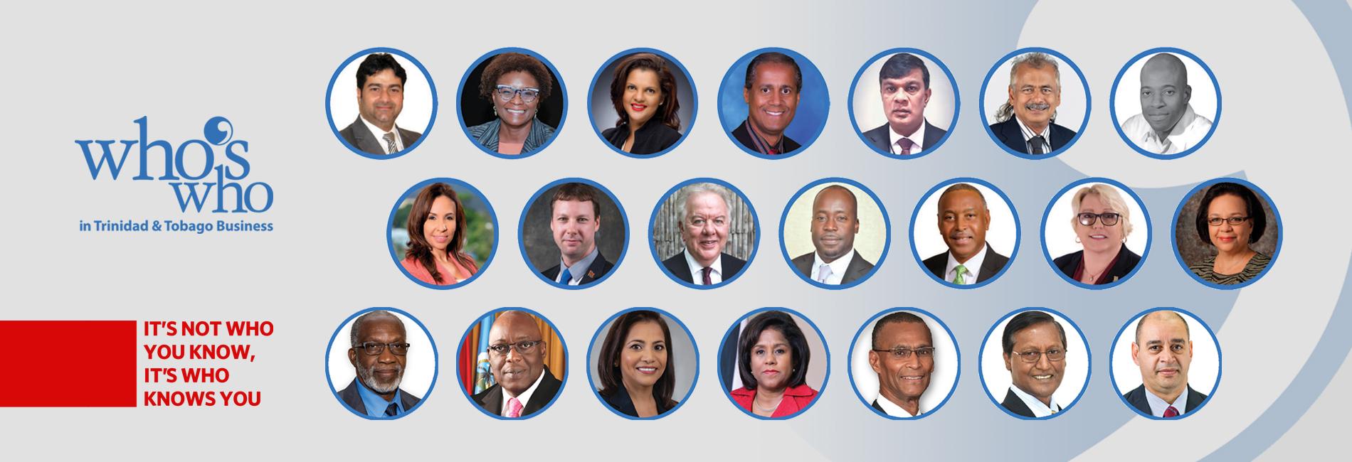 Whos who Trinidad