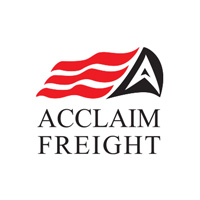 Acclaim Freight logo
