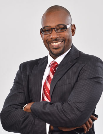 Andre Mills Executive Manager Finance and IT