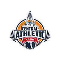 Central Athletic Club small Logo