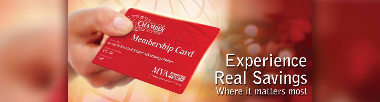 Chamber Membership Card