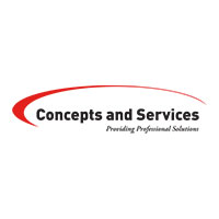 Concepts and services logo