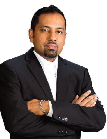 Daren Lal Financial Controller