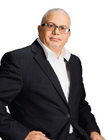 Fenwick Reid Chairman