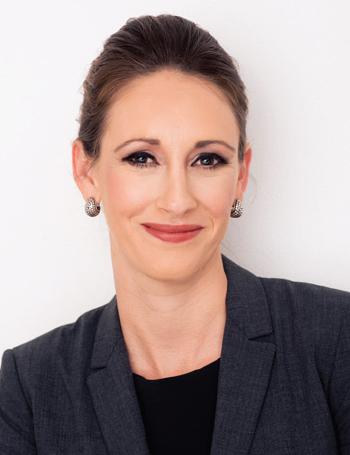 Franka Costelloe First Vice President