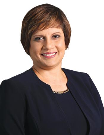 Genevieve Jodhan Chief Executive Officer