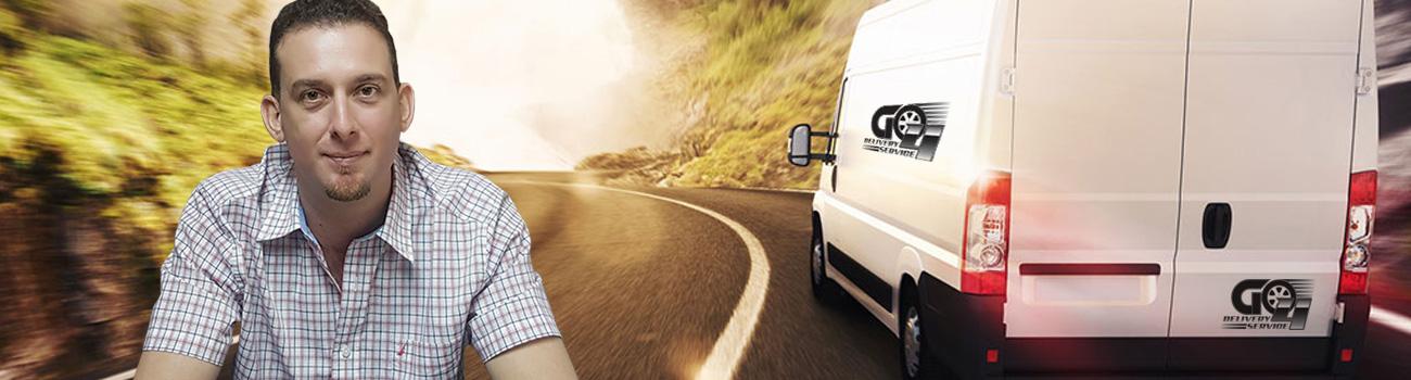 Go 4 Delivery Service logo