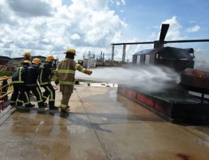 HHSL Fire Training