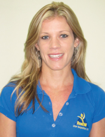 Kristi Maingot DPT MTC Clinic Director-Physiotherapist