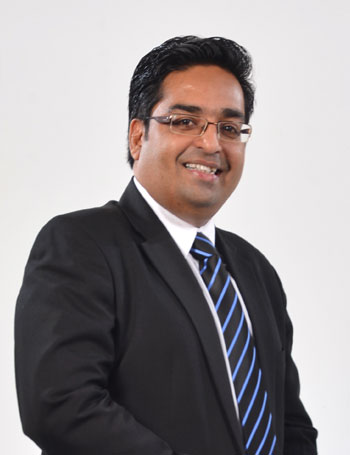 Rishi Singh Executive Manager Sales