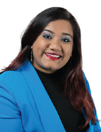 Uthra Ramnarine Hill Head of Claims