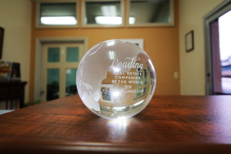 Dynamic Real Estate Ball Award