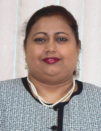 Alana Ramdhan QA Administrator, Operations