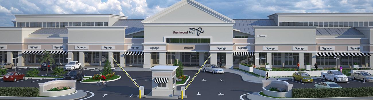 Brentwood banner