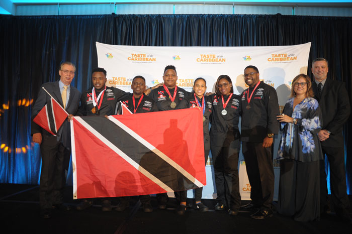 Caribbean Hotel & Tourism Association Winners