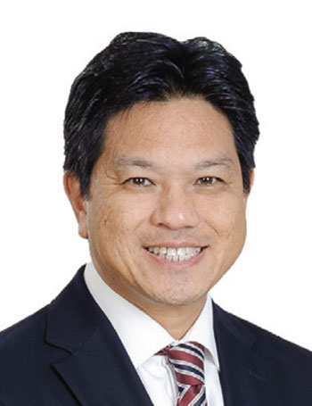 Brian Woo General Manager - Corporate and Investment Banking