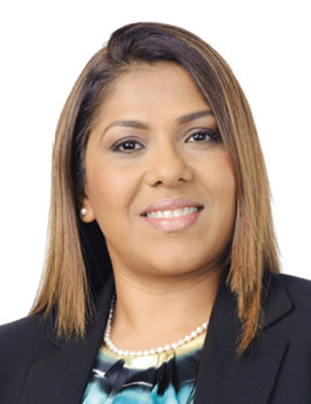 Neela Moonilal-Kissoon General Manager - Group Human Resources