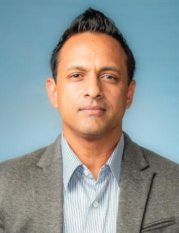 Arvind Gooding CEO CVO