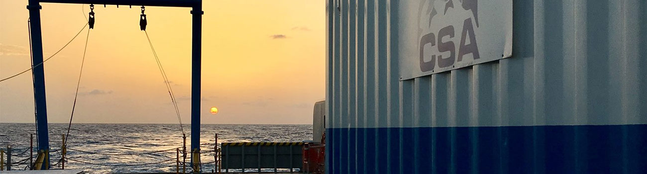CSA Ocean Banner