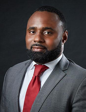 Garvin Toussaint Facilities Manager