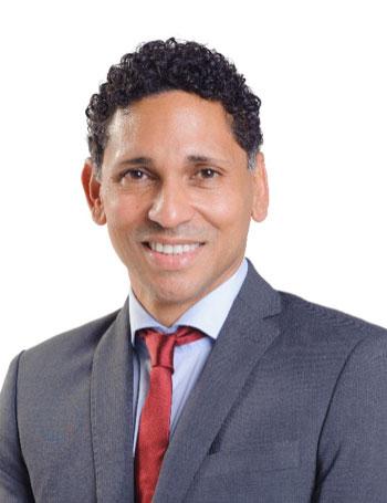 Hayden Mahabir Managing Director
