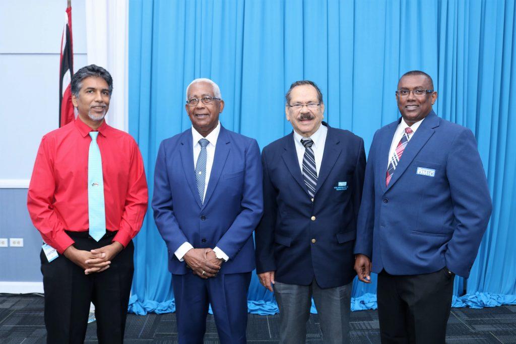 AB, Minister Garcia, Prof & GM